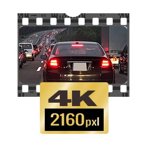Dash Cams 4K UHD
