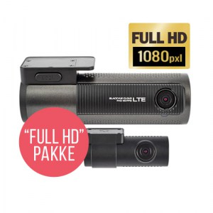 Full HD pakke til Blackvue DR750 LTE 2ch dashcam