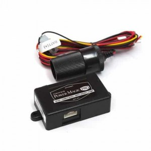 Blackvue Power Magic Pro hardwiring til parking mode