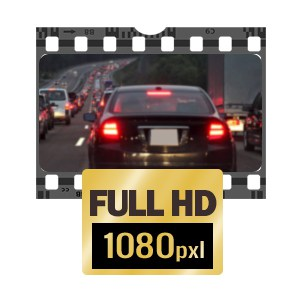 Full HD dash cams forrude og for- og bagrude
